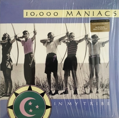 10,000 Maniacs ‎– In MyTribe