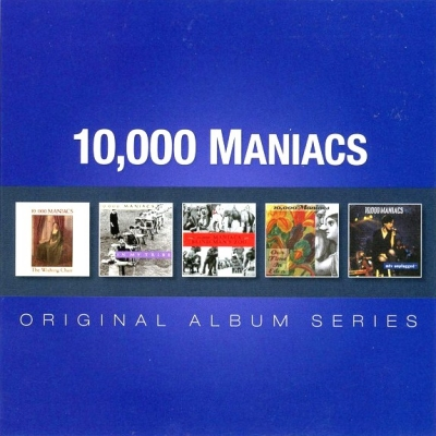 10,000 Maniacs ‎– Original Album Series (5xCD)