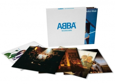 ABBA ‎– The Studio Albums (8xLP)