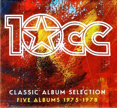 10cc ‎– Classic Album Selection (6xCD)