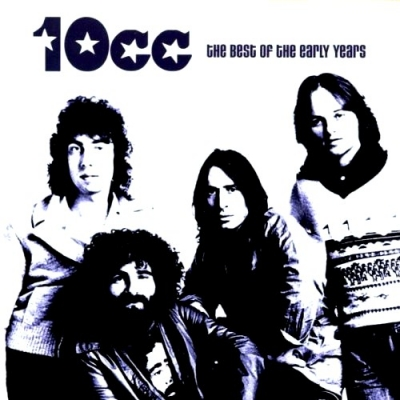10cc ‎– The Best Of The Early Years