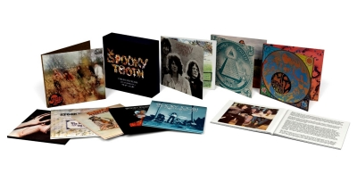 Spooky Tooth ‎– The Island Years (An Anthology) 1967-1974 (8xLP)