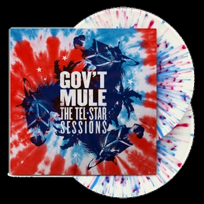 Gov't Mule ‎– The Tel★Star Sessions (2xLP, Splattered)