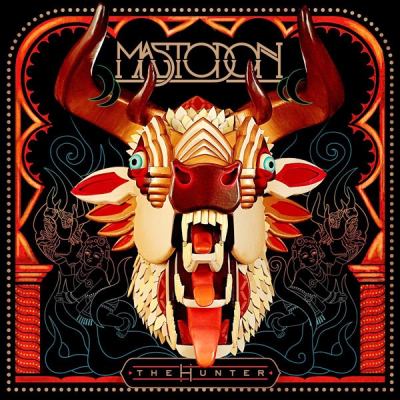 Mastodon ‎– The Hunter (CD+DVD, Limited Edition)