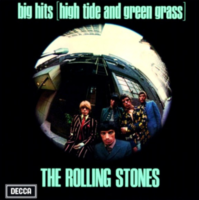 The Rolling Stones ‎– Big Hits (High Tide And Green Grass) (Limited Edition, Mono, Green, 180 gram)