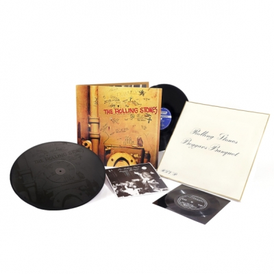 The Rolling Stones ‎– Beggars Banquet (Anniversary Edition, LP, 12