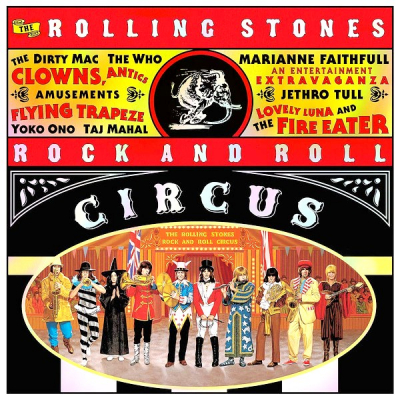 The Rolling Stones ‎– Rock And Roll Circus (2xCD, Limited Edition)