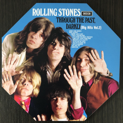 The Rolling Stones ‎– Through The Past Darkly (Big Hits Vol.2)