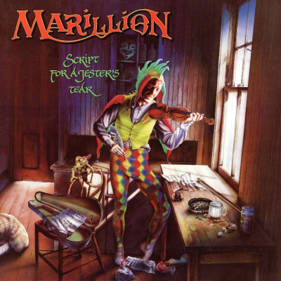 Marillion ‎– Script For A Jester's Tear (4xLP, Box Set, Limited Edition)