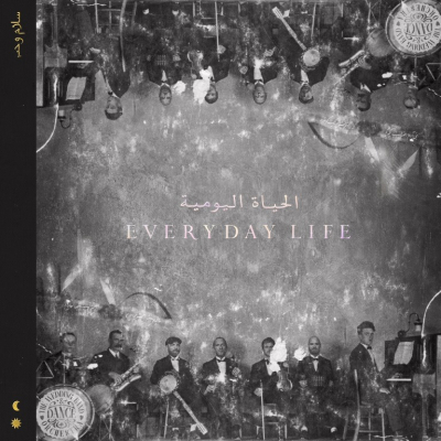 Coldplay ‎– Everyday Life (2xLP)