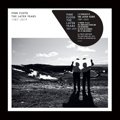 Pink Floyd ‎– The Later Years (2xLP)