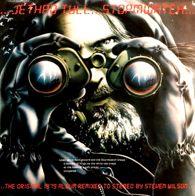 Jethro Tull ‎– Stormwatch (Limited Edition, Remixed To Stereo By Steven Wilson)