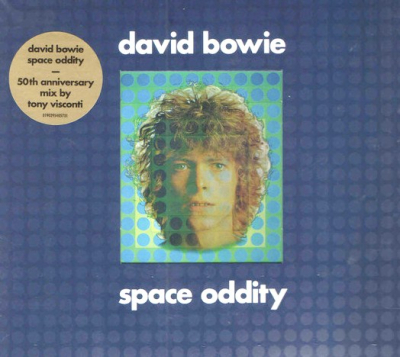 David Bowie ‎– Space Oddity (2019 Mix)