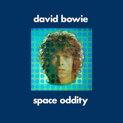 David Bowie ‎– Space Oddity (2019 Mix, 50th Anniversary Mix By Tony Visconti)