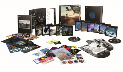 Pink Floyd ‎– The Later Years 1987 - 2019 (5xCD, 6xBlu-ray, 5xDVD, 2xVinyl, 7