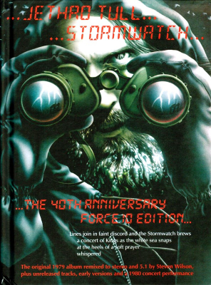 Jethro Tull ‎– Stormwatch ...The 40th Anniversary Force 10 Edition... (4xCD, 2хDVD)