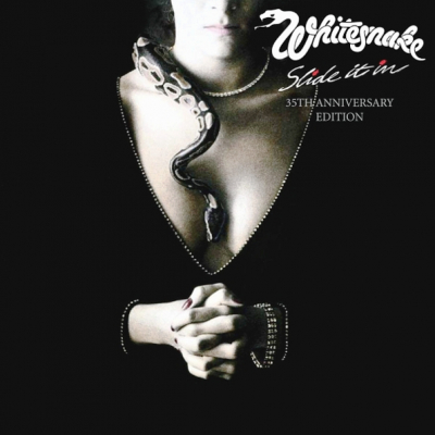 Whitesnake - Slide It In (35th Anniversary Edition) (2xCD)