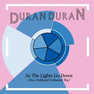 Duran Duran ‎– As The Lights Go Down (Live) (2xLP)