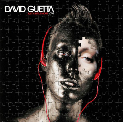 David Guetta ‎– Just A Little More Love (2xLP, Limited Edition, Reissue, Clear)