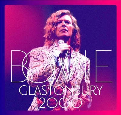 David Bowie ‎– Glastonbury 2000 (2xCD) (Упаковка Digipack)