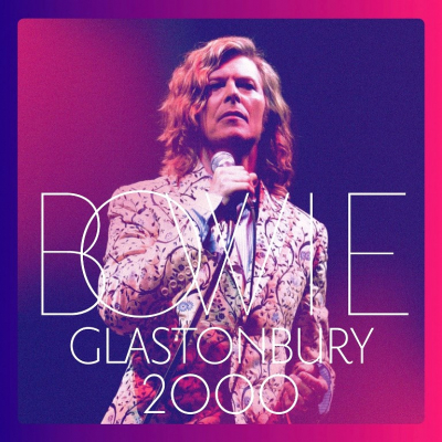 David Bowie ‎– Glastonbury 2000 (3xLP)