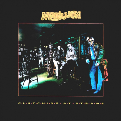 Marillion ‎– Clutching At Straws (2xLP, Box Set, Deluxe Edition)