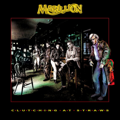 Marillion ‎– Clutching At Straws (2xLP)