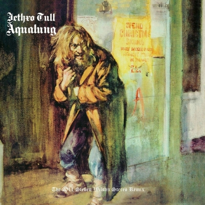 Jethro Tull ‎– Aqualung (The 2011 Steven Wilson Stereo Remix) (2xLP)