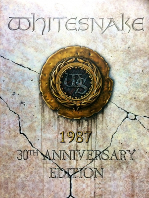 Whitesnake ‎– 1987 (4xCD+DVD,  Box Set, Deluxe Edition, 30th Anniversary Edition)
