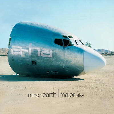 A-Ha ‎– Minor Earth Major Sky (2xCD) (Упаковка Digipack, Deluxe Edition, Remastered)