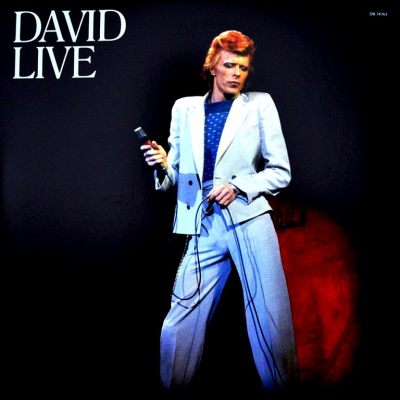 David Bowie ‎– David Live (3xLP, David Live (2005 Mix))