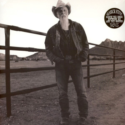 Seasick Steve ‎– Keepin' The Horse Between Me And The Ground (2xLP)