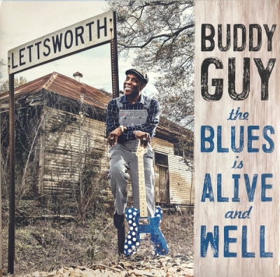 Buddy Guy ‎– The Blues Is Alive And Well (2xLP)