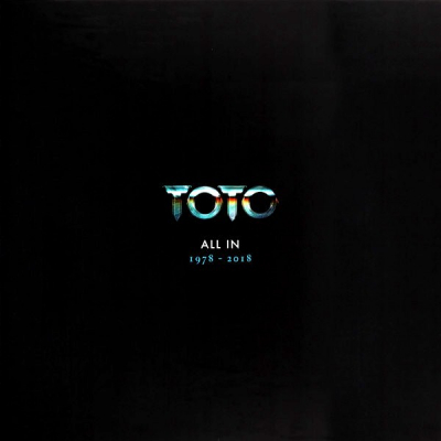 Toto ‎– All In 1978 - 2018 (13xCD, Box Set)