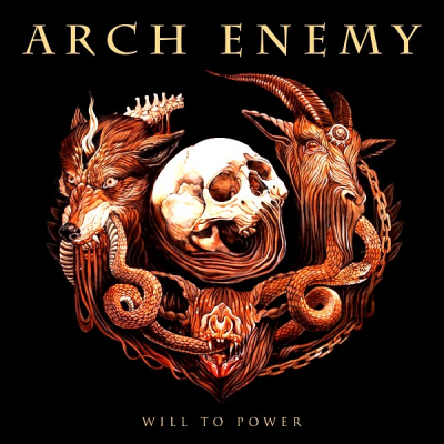 Arch Enemy ‎– Will To Power (LP+CD)