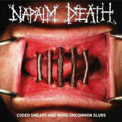 Napalm Death ‎– Coded Smears And More Uncommon Slurs (2xLP)