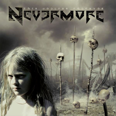 Nevermore ‎– This Godless Endeavor (2xLP+CD)