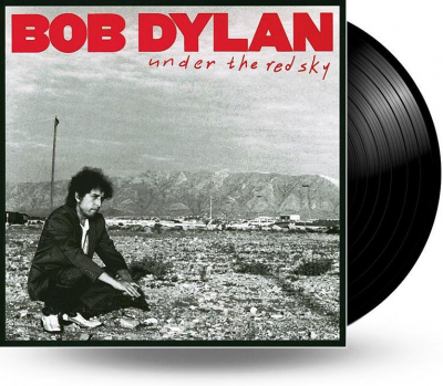Bob Dylan ‎– Under The Red Sky
