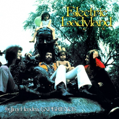 The Jimi Hendrix Experience ‎– Electric Ladyland (6xLP+Blu-ray)