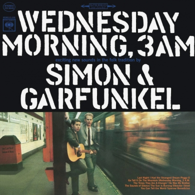 Simon & Garfunkel ‎– Wednesday Morning, 3 A.M.