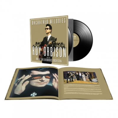 Roy Orbison With The Royal Philharmonic Orchestra ‎– Unchained Melodies (2xLP)