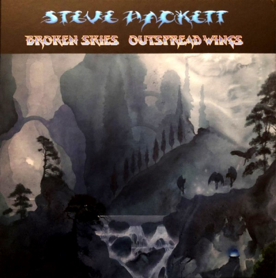 Steve Hackett ‎– Broken Skies Outspread Wings (6xCD+2xDVD, Limited Edition)