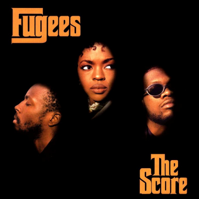 Fugees ‎– The Score (2xLP, Limited Edition, Reissue, Orange)