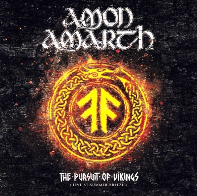 Amon Amarth ‎– The Pursuit Of Vikings - Live At Summer Breeze (2xLP)