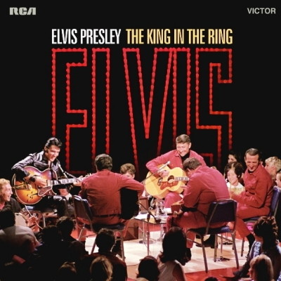 Elvis Presley ‎– The King In The Ring (2xLP)