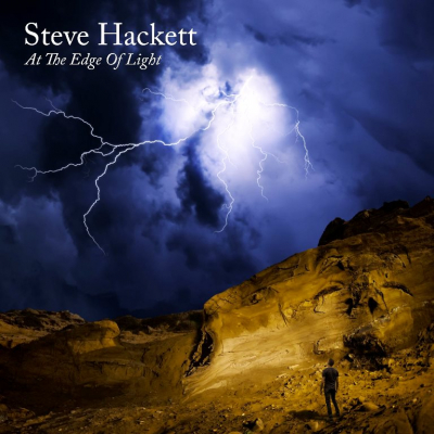 Steve Hackett ‎– At The Edge Of Light