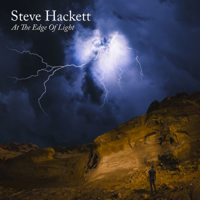 Steve Hackett ‎– At The Edge Of Light (2xLP+CD)