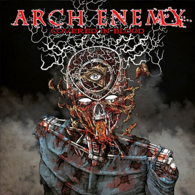 Arch Enemy ‎– Covered In Blood (2xLP)