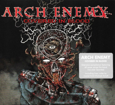 Arch Enemy ‎– Covered In Blood