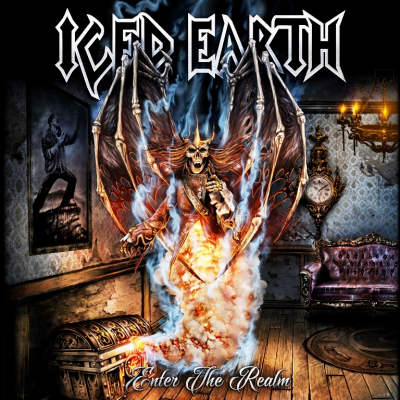 Iced Earth ‎– Enter The Realm